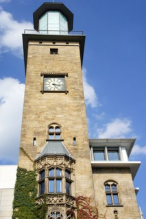der Rathaus-Turm